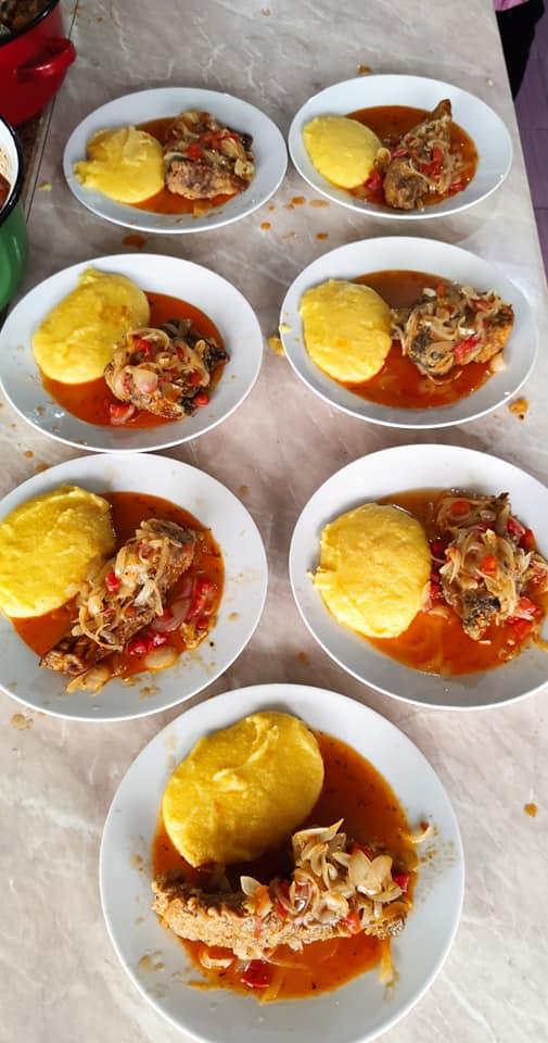 Traditionelles Essen