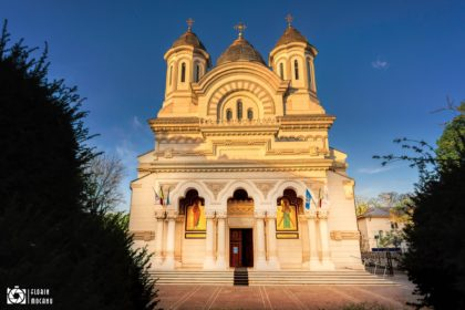 Die Kathedrale in Galati