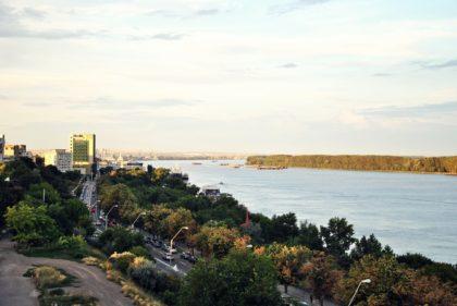 Die Uferpromenade