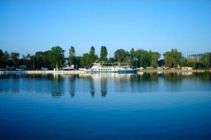 Der Siutghiol See