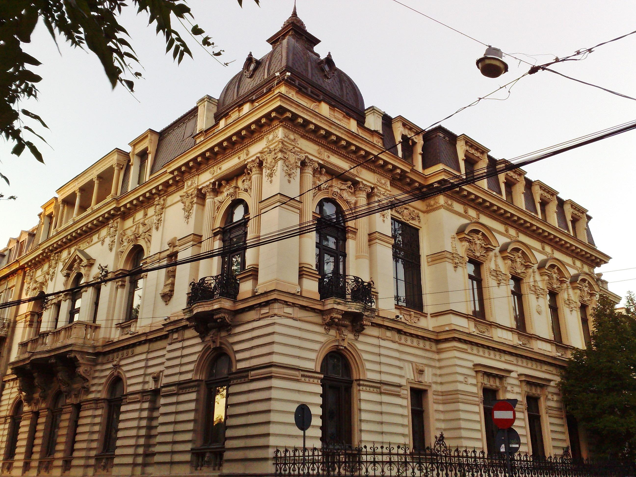 Bibliothek der Rumänischen Akademie