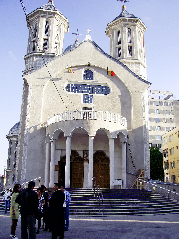 St. Dumitru Kirche