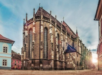 Die schwarze Kirche