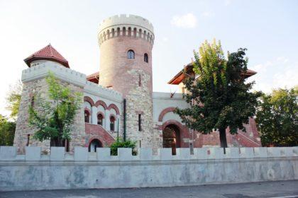 Tepes Schloss