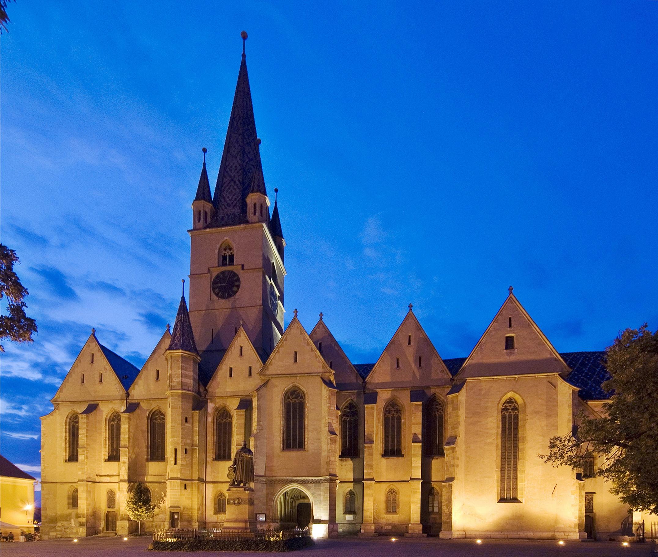Evangelische Kathedrale
