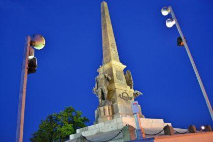 Das Denkmal der Unabhängigkeit