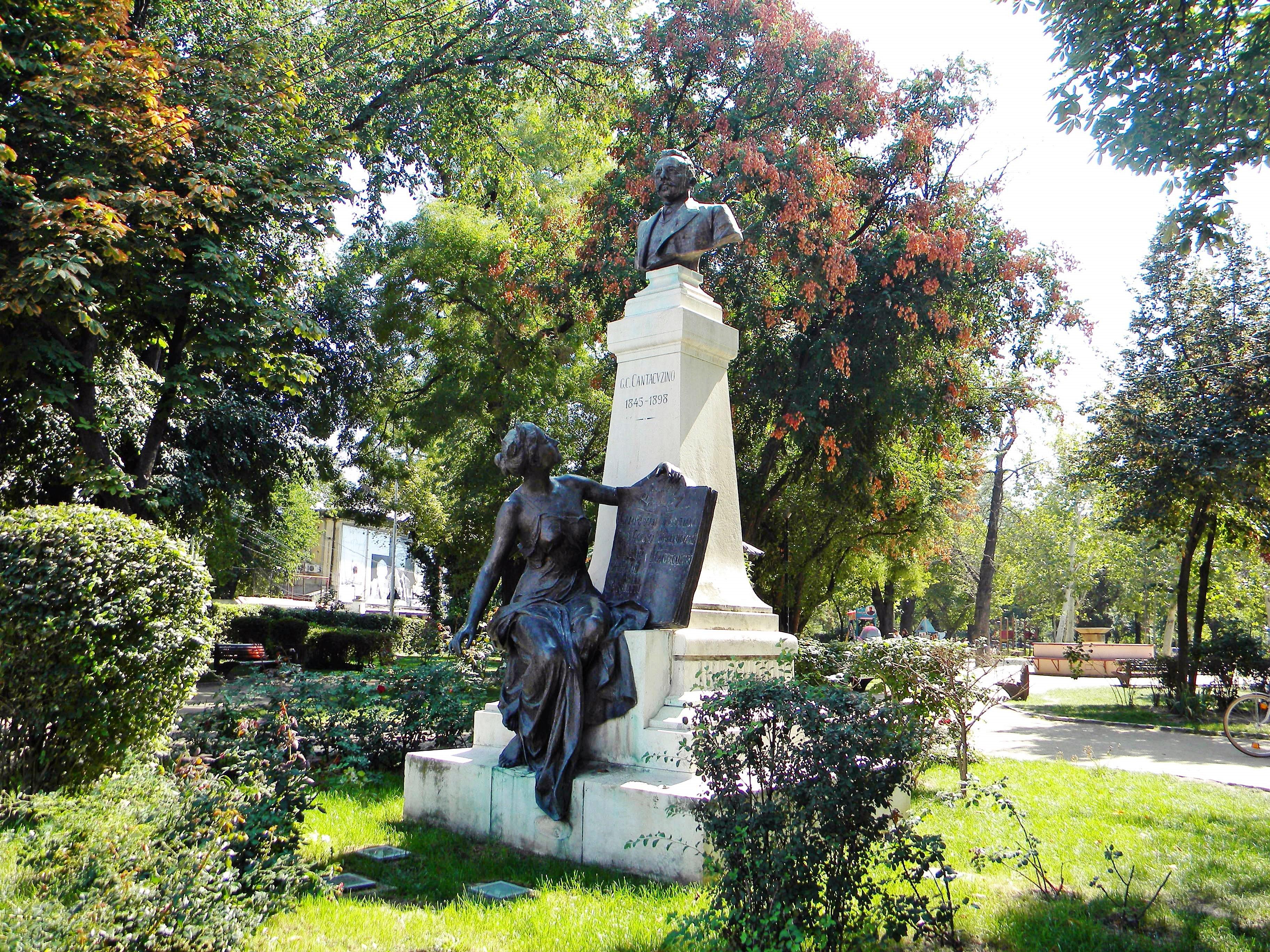 Denkmal von Gh. Cantacuzino