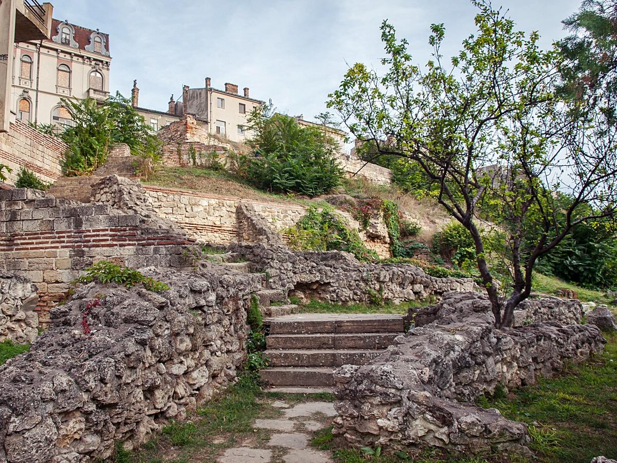 Die antike Stadt Tomis