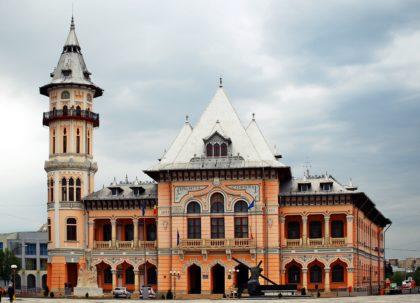 Der kommunale Palast