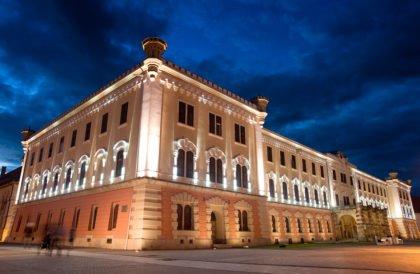 Das Nationalmuseum der Vereinigung