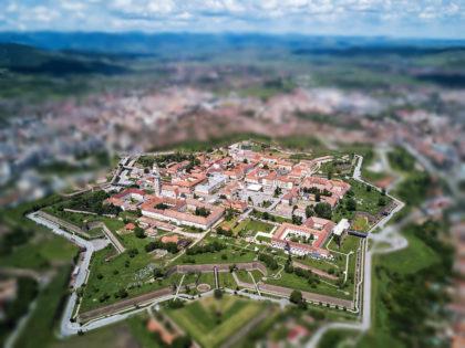 Zitadelle Alba Carolina
