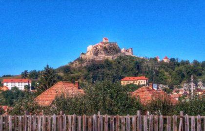 Rupea-Festung