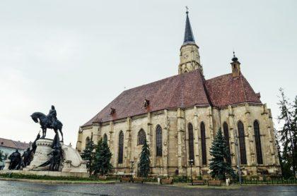 Biserica Romano Catolica Sfantul Mihail