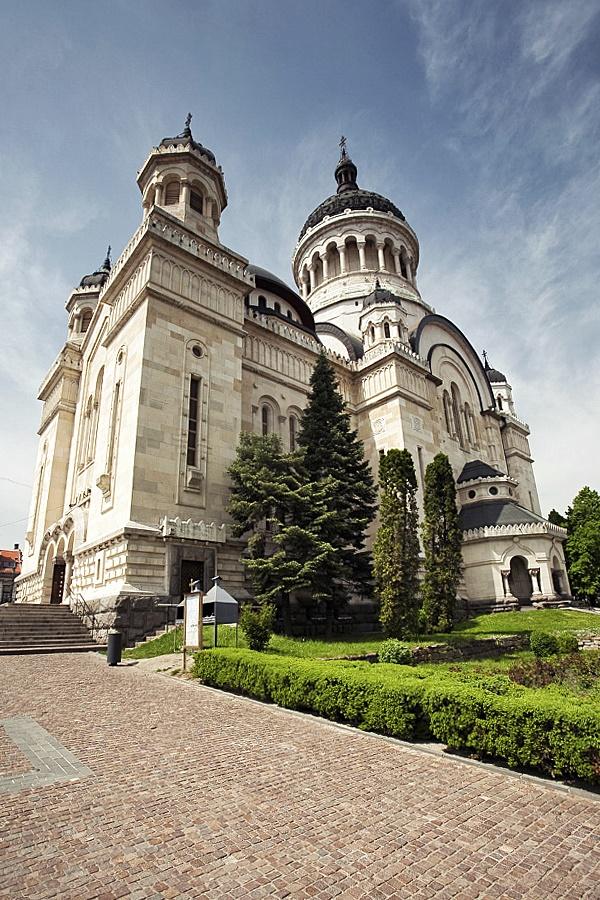 Kathedrale der orthodoxen Erzdiözese