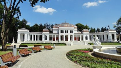 Vechiul Cazino din Parcul Central