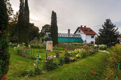 """Botanischer Garten """"Alexandru Borza"""""""