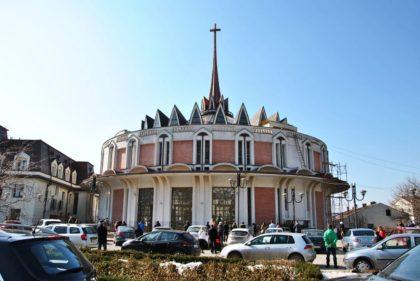 Die Kathedrale Unserer Lieben Frau von Saint Mary