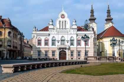 Palast des serbischen Episkopats
