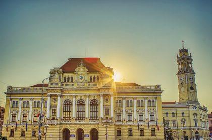 Rathaus von Oradea