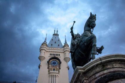 Der Palast der Kultur