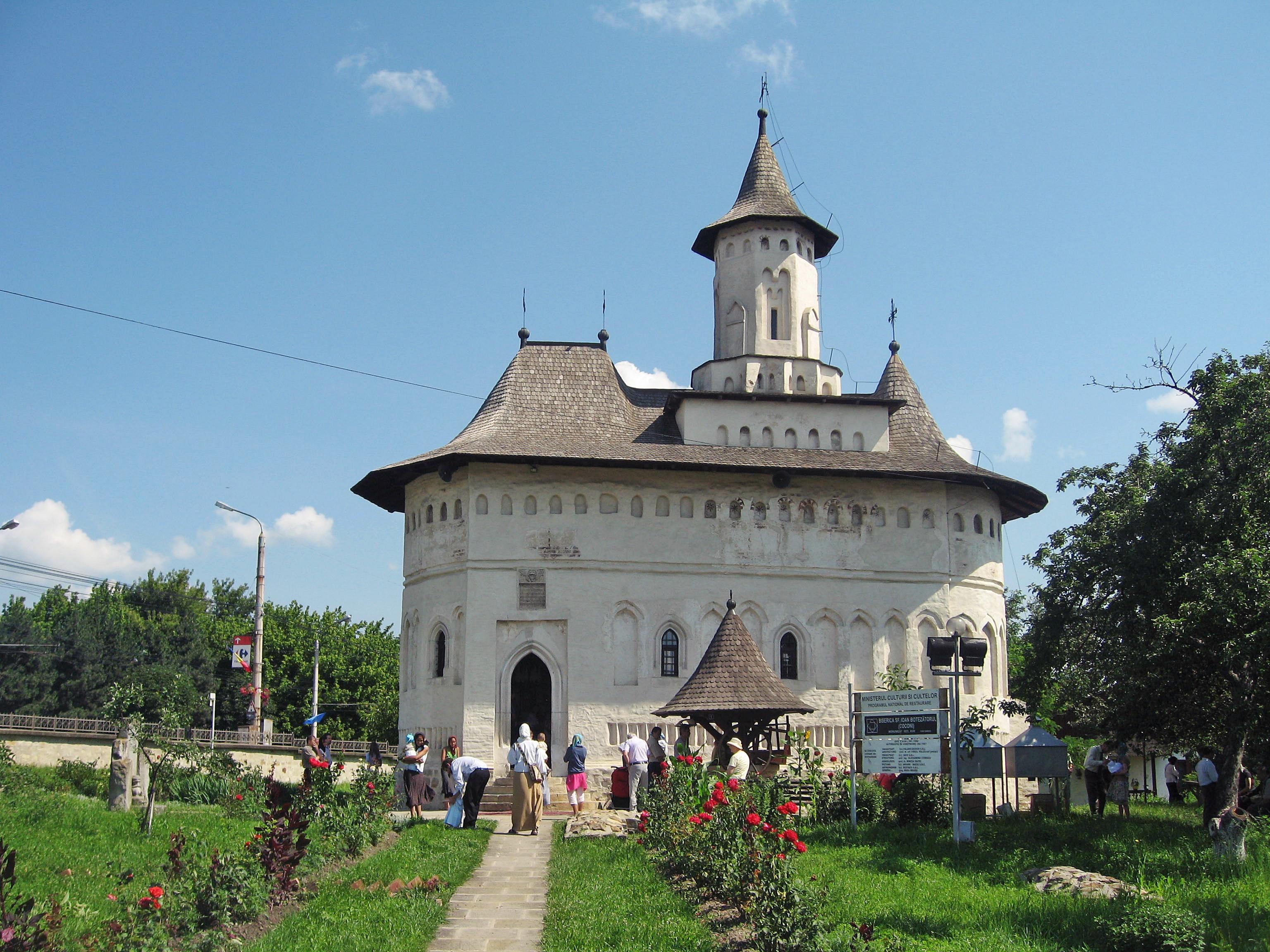 Coconilor Kirche