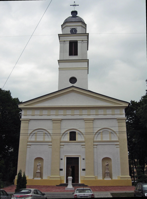 Biserica Sfantul Ioan Nepomuk