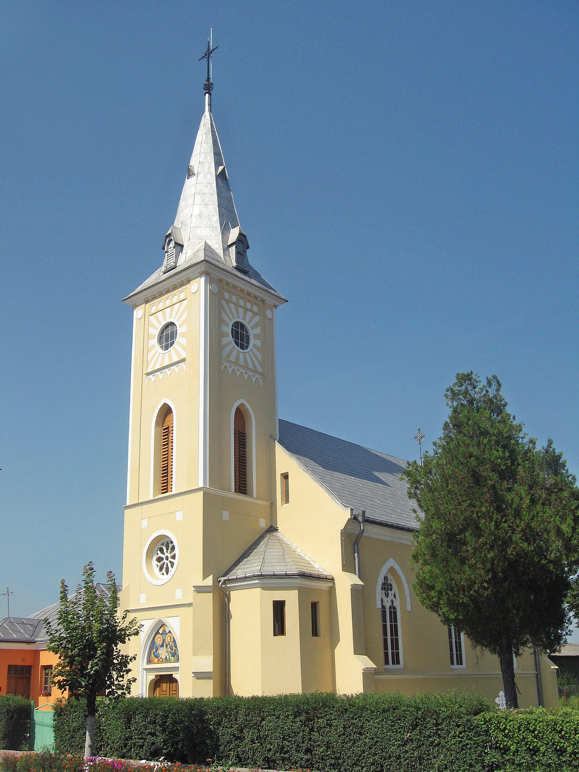 Biserica Sfantii Apostoli