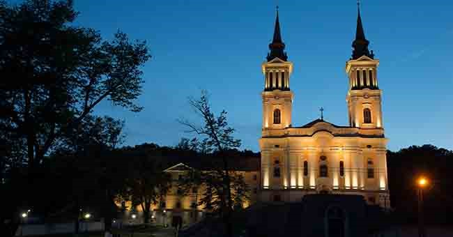 Basilika Maria Radna Minor