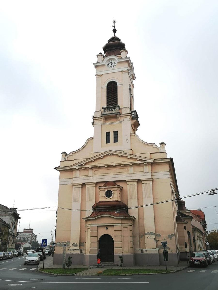 Die Arad Reformierte Kirche