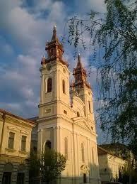 Die rumänisch-orthodoxe Kathedrale des Heiligen Johannes des Täufers