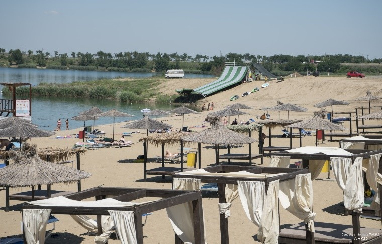 Ghioroc Beach