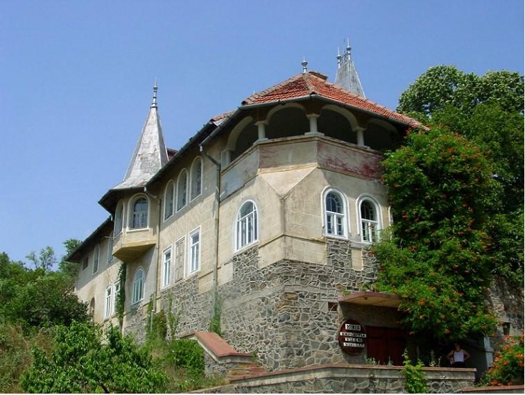 Ghioroc Wein- und Weinmuseum