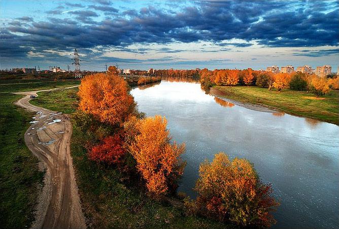 Mureș Fluss