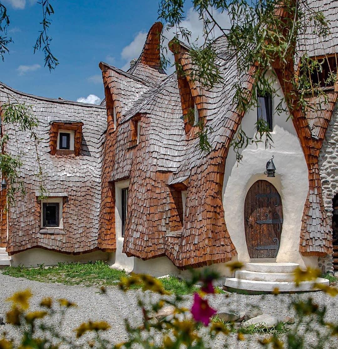 Das Schloss aus Lehm