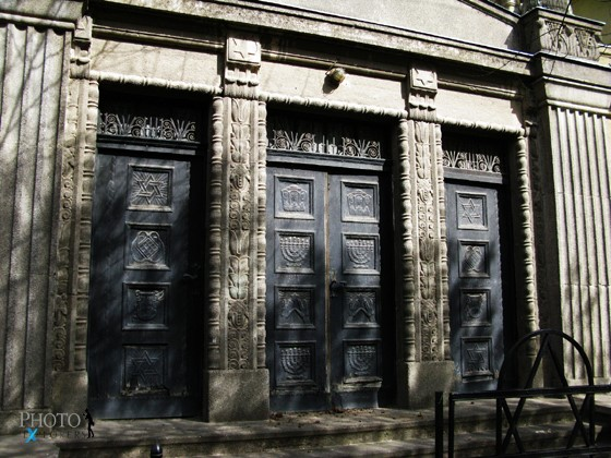 israelisch-orthodoxe Synagoge