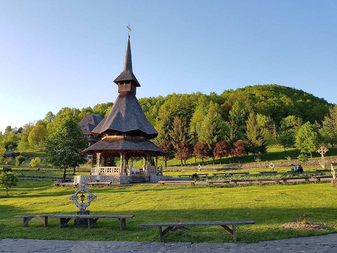 Kloster-Bârsana
