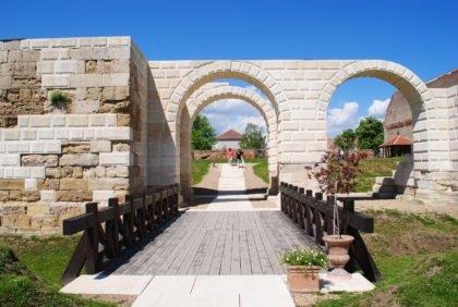 Das römische Fort