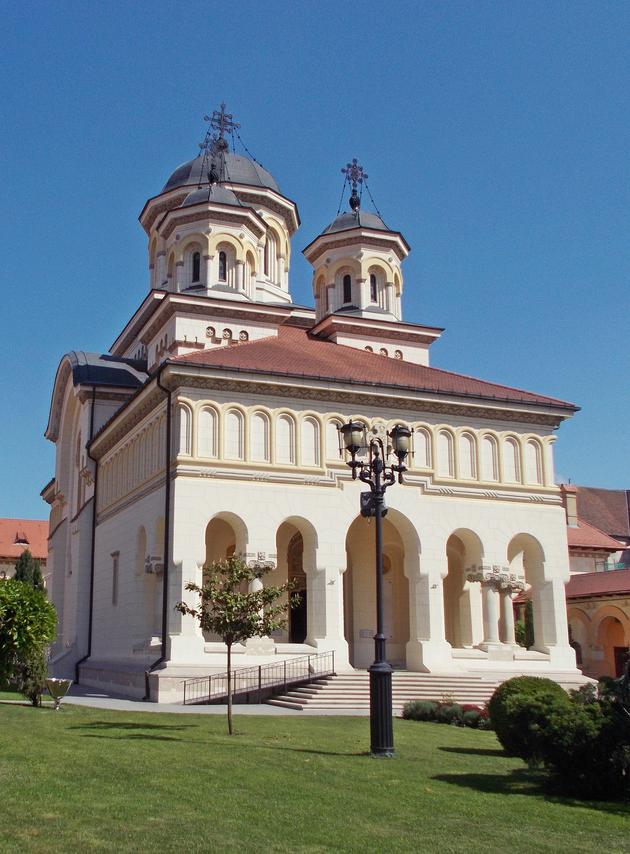 Die Kathedrale der Wiedereingliederung der Nation
