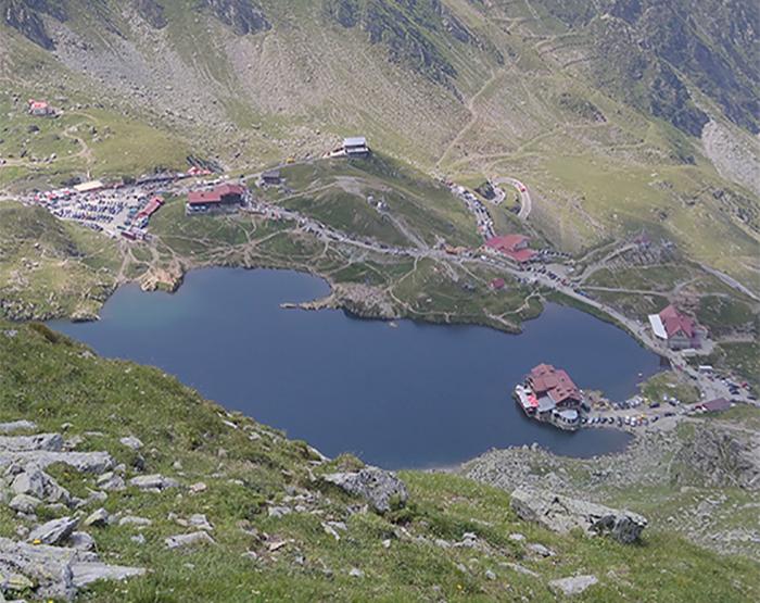 Bâlea See