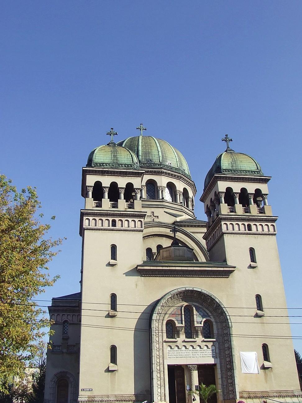 Griechisch-katholische Kathedrale Die Heiligen Erzengel Michael und Gabriel