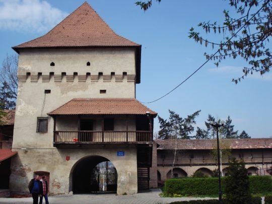Mittelalterliche Burg Târgu Mureş