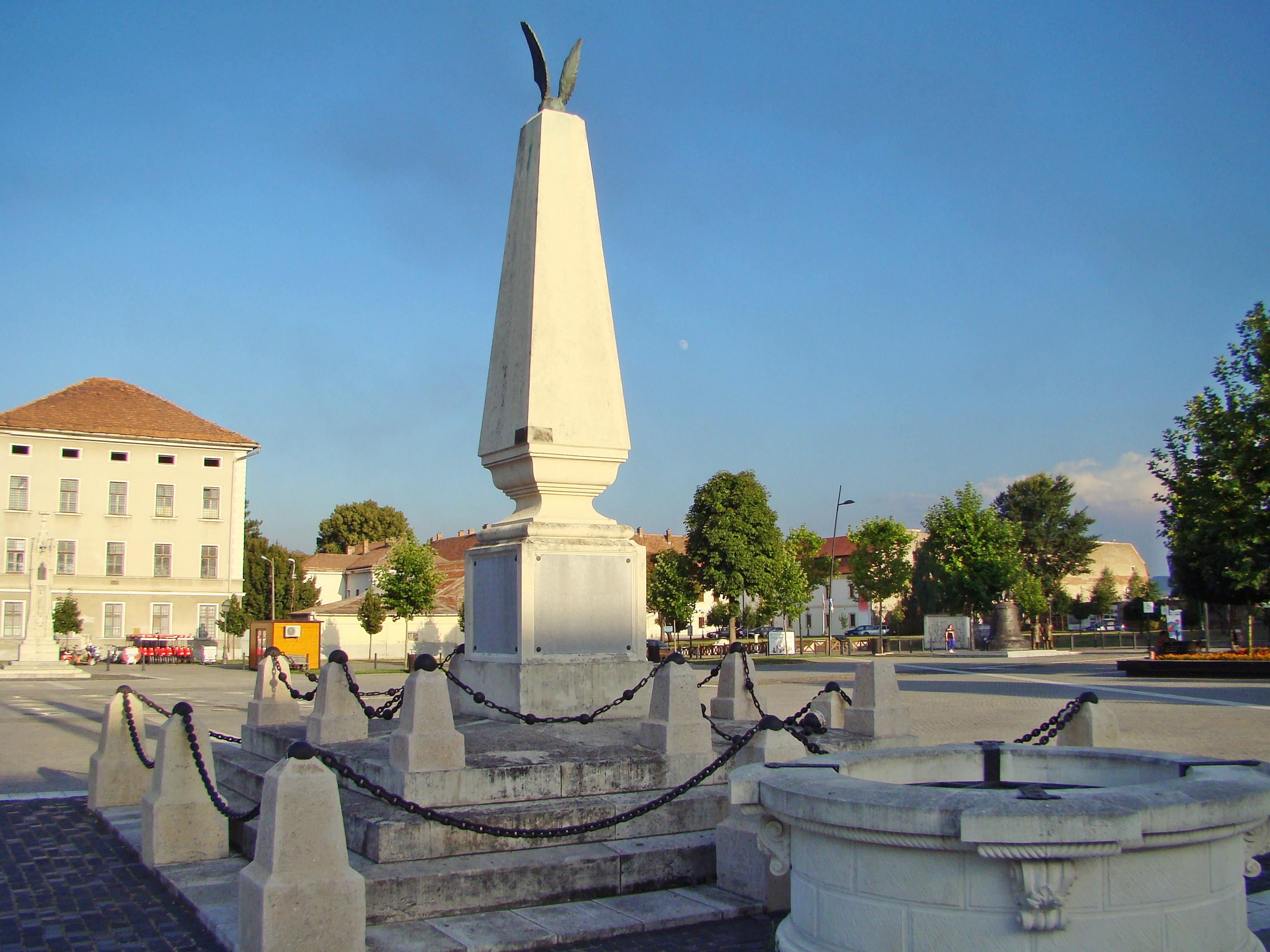 Das Custozza-Denkmal