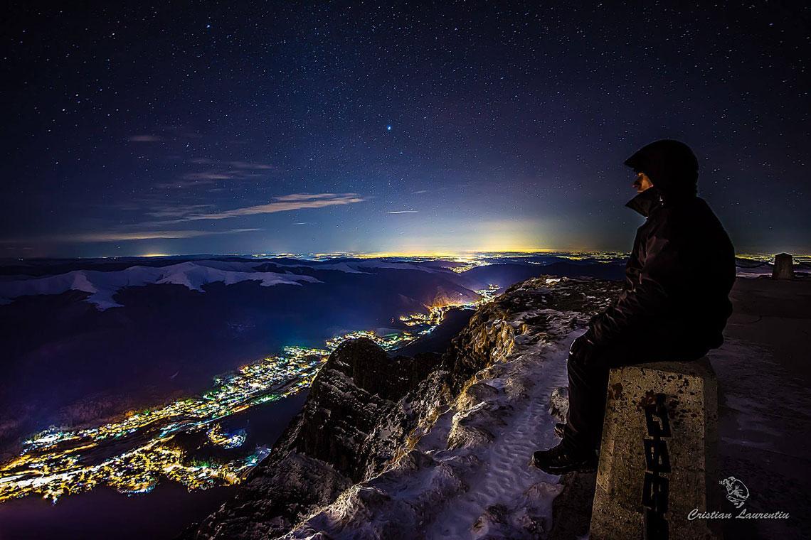 Munții Carpați - Munții Bucegi - Caraiman
