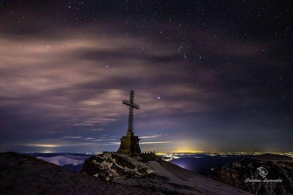 Munții Carpați – Munții Bucegi – Caraiman