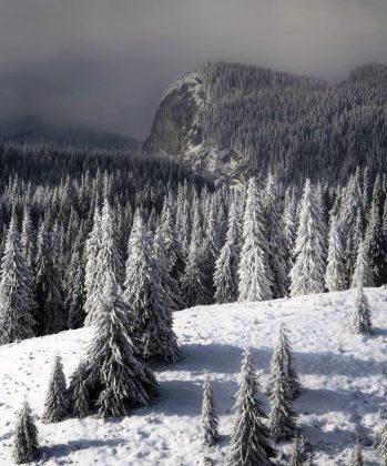 Bucegi - Berge - Caraiman