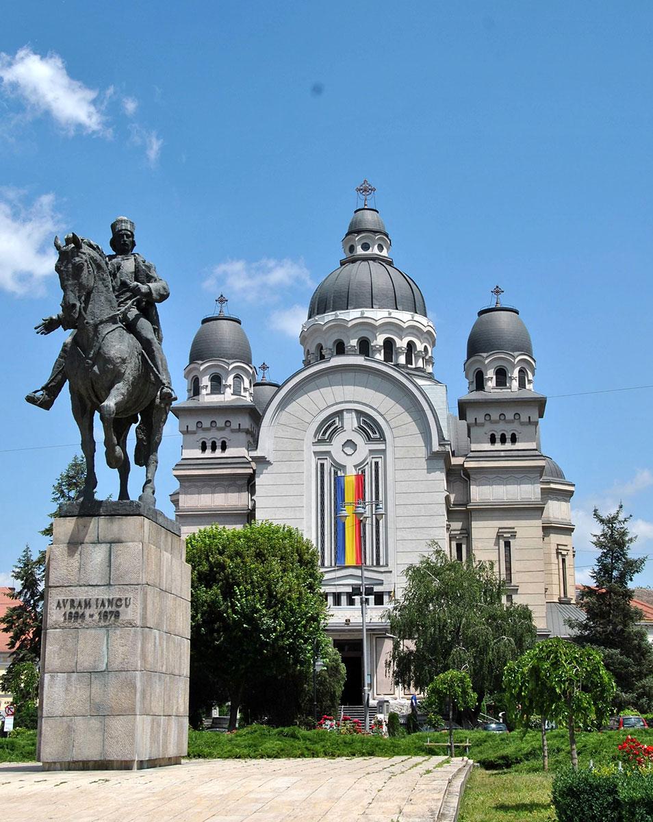 Statuia lui Avram Iancu