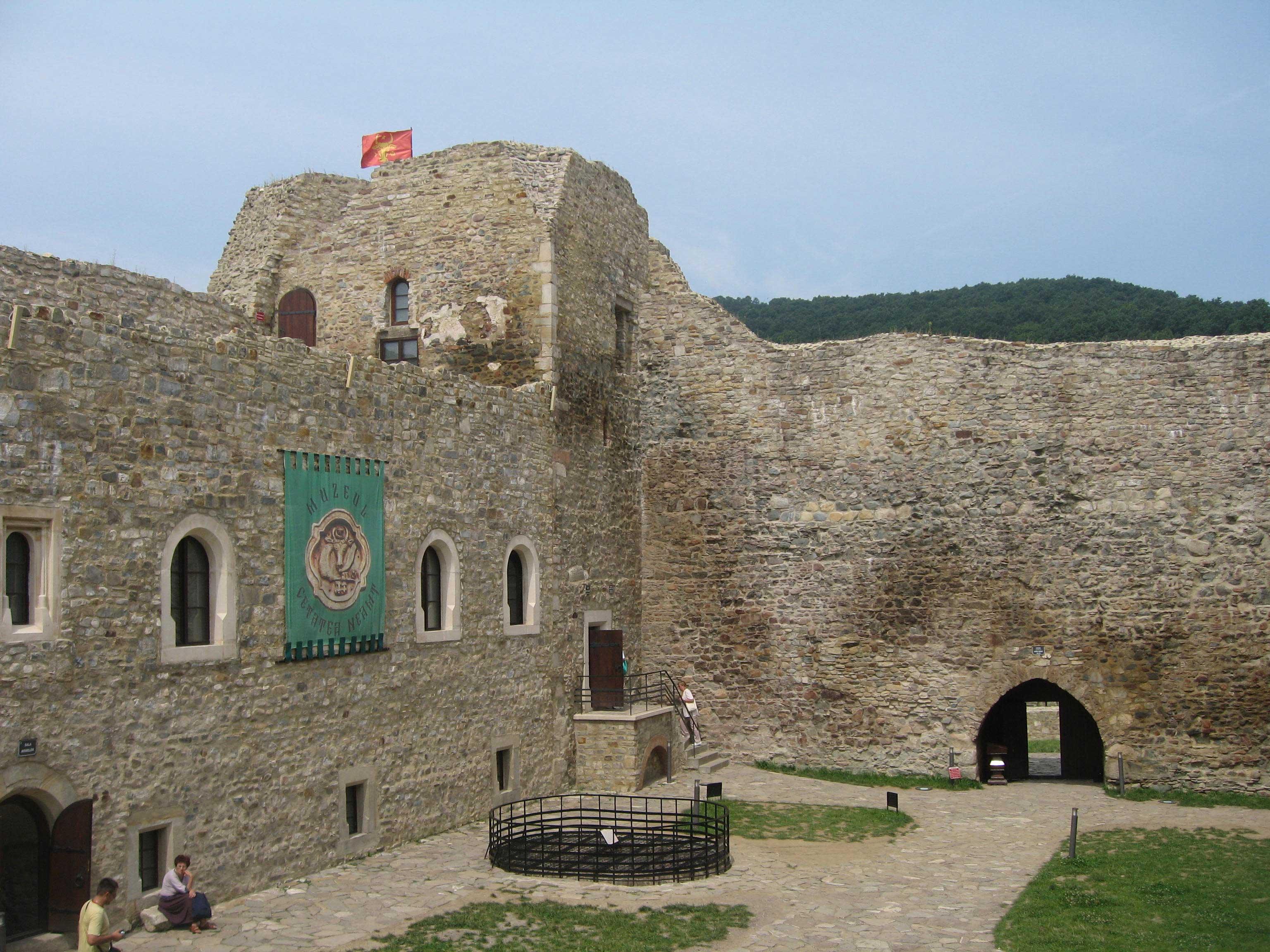 Neamt Festung