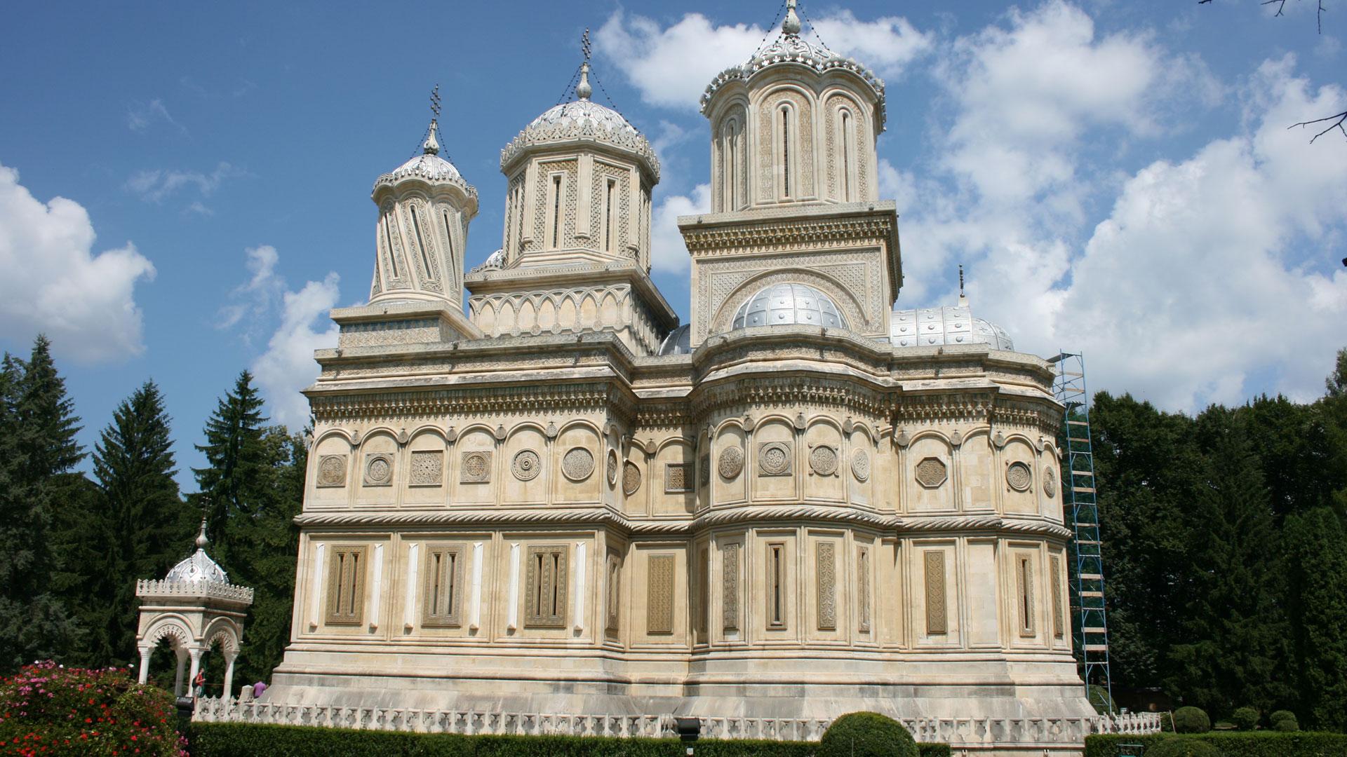 Kloster Curtea de Arges