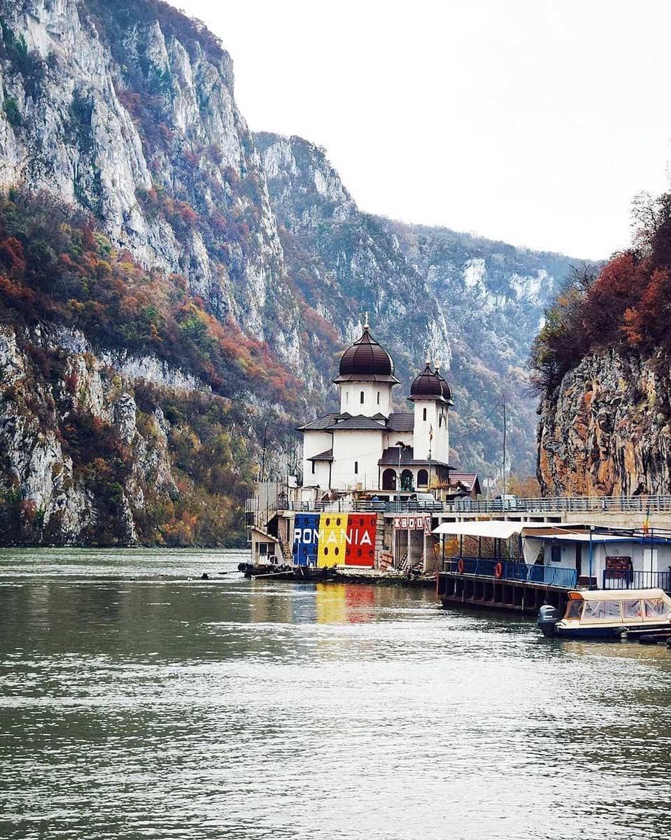 Das Eiserne Tor - Donaudurchbruch