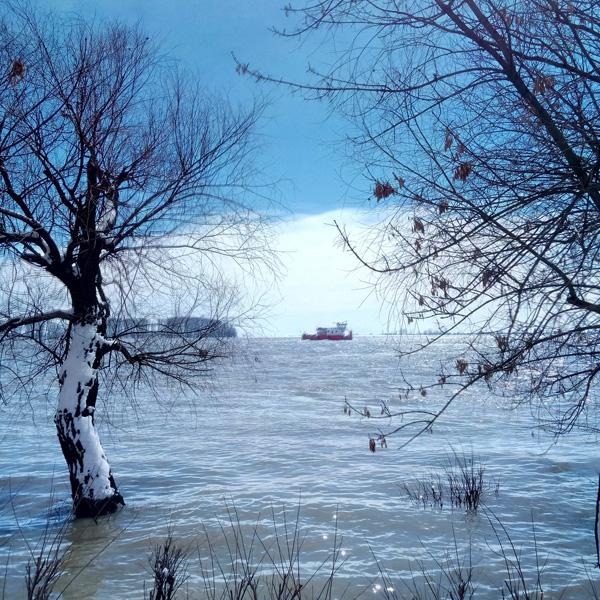 Winterende in Galați